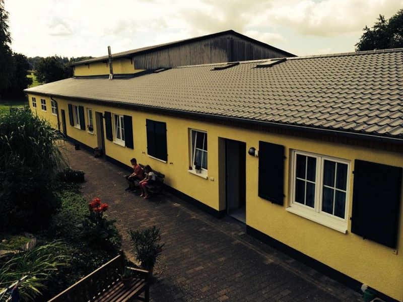 Holidays on *** Petryhof betwen Mosel and Rhein spare room holiday flat