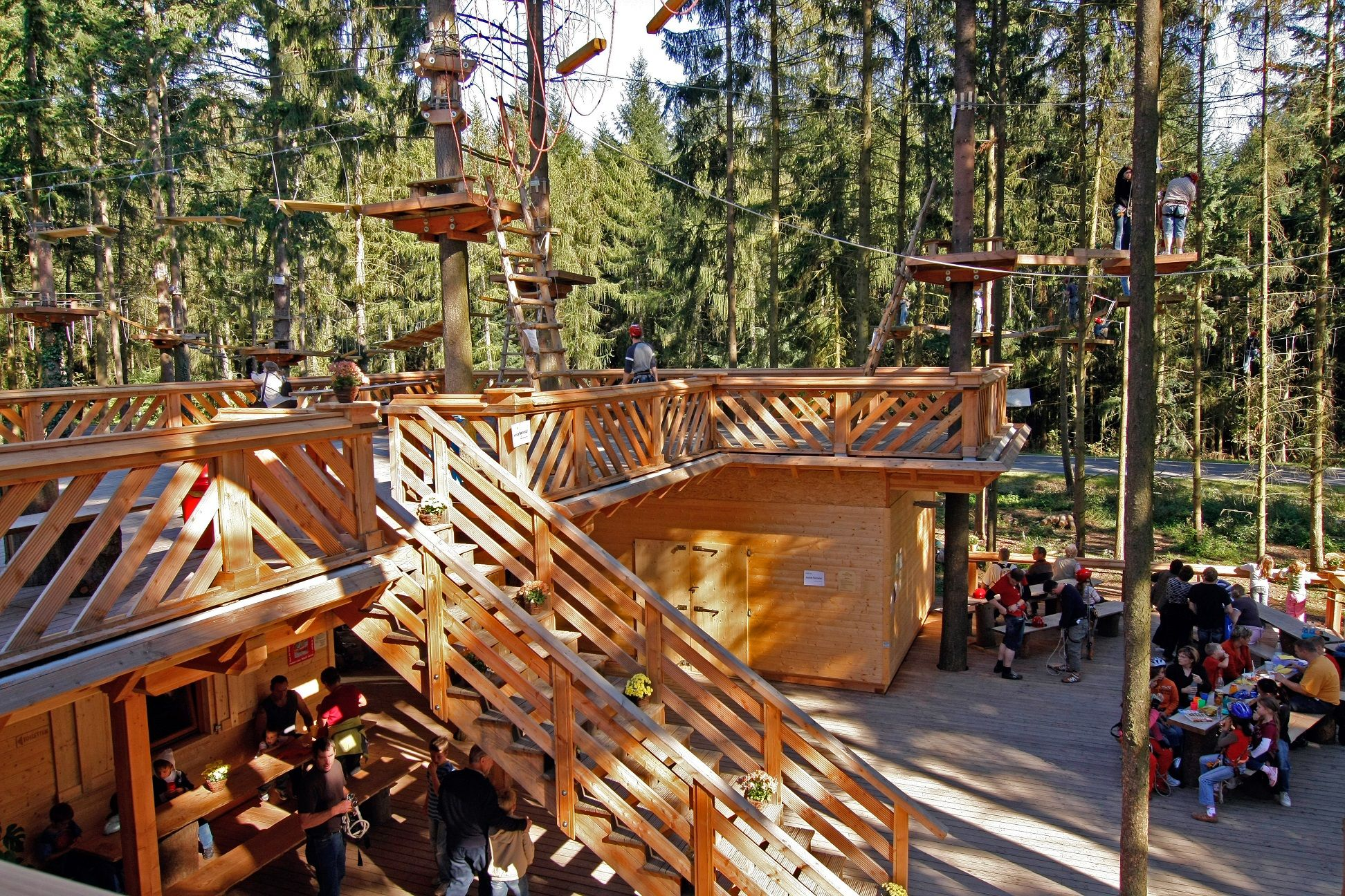 Kletterpark Adventure Forest